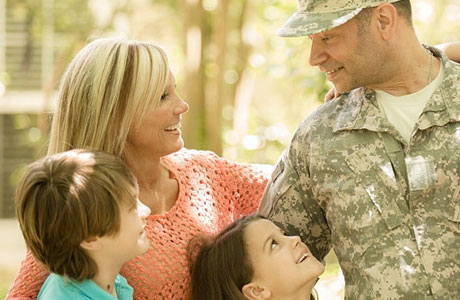 Credit Card for Military Spouses